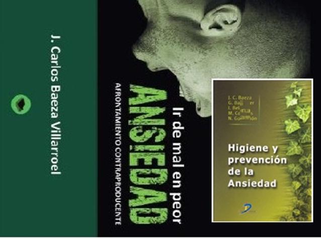 Ansietat: llibres divulgatius